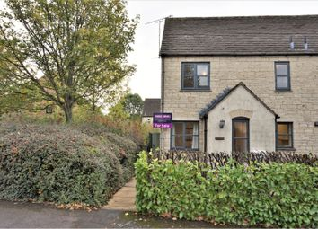 Thumbnail 1 bed end terrace house for sale in Stow Avenue, Witney