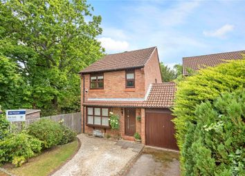 Thumbnail 4 bed detached house for sale in Fisher Close, Hersham, Walton-On-Thames, Surrey