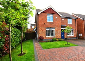 Thumbnail 2 bed semi-detached house for sale in Kingfisher Close, Barton-Upon-Humber, Lincolnshire