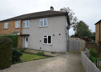 Thumbnail 3 bed semi-detached house for sale in Kingsley Crescent, Stonebroom, Alfreton, Derbyshire