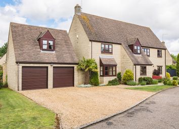 Thumbnail 4 bedroom detached house for sale in Lyndale Park, Orton Wistow, Peterborough