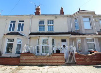 Thumbnail 3 bed terraced house for sale in Handsworth Street, Newport