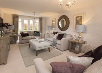 "Thumbnail 5 bed detached house for sale in ""Earlswood"" at Caistor Lane, Poringland, Norwich"