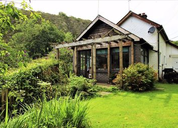 Thumbnail 2 bed detached bungalow for sale in Ceinws, Machynlleth