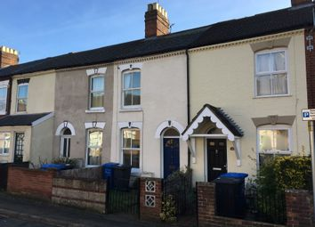 Thumbnail 3 bedroom terraced house for sale in 40 Carlyle Road, Norwich, Norfolk
