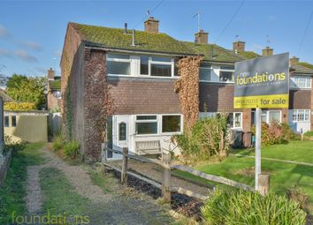 Thumbnail 3 bedroom end terrace house for sale in Green Lane, Bexhill-On-Sea, East Sussex
