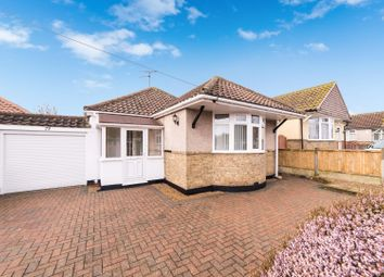 Thumbnail 2 bed semi-detached bungalow for sale in Seafield Road, Whitstable