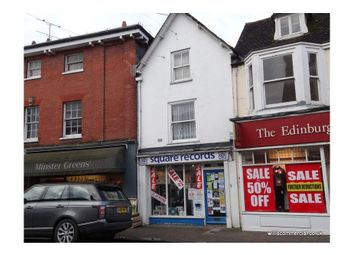 Thumbnail Retail premises to let in 14 High Street, Wimborne