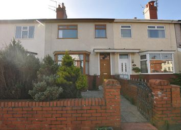 Thumbnail 3 bed terraced house for sale in St Davids Road North, St Annes, Lytham St Annes, Lancashire