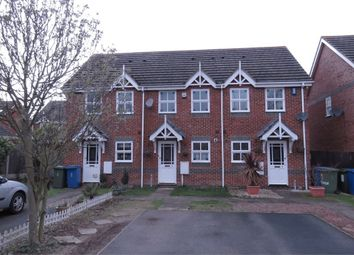Thumbnail 2 bed terraced house to rent in Eleanor Drive, Milton Regis, Sittingbourne, Kent