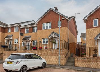 Thumbnail 3 bed end terrace house for sale in 32 Strathcarron Green, Paisley