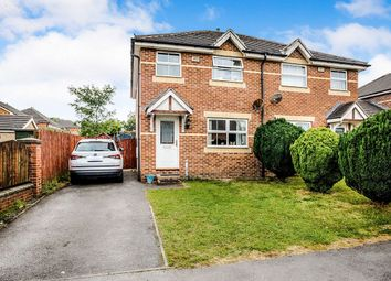 Thumbnail 3 bed semi-detached house to rent in Mulberry Court, Golcar, Huddersfield