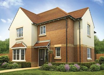 Thumbnail 4 bed detached house for sale in Caddies Field, Wellington, Telford