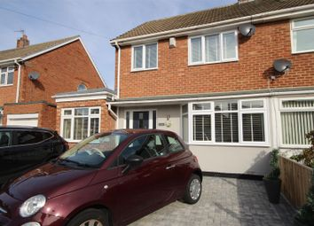 Thumbnail 3 bed semi-detached house for sale in Windsor Drive, Cleadon Village, Cleadon