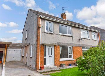 Thumbnail 3 bed property to rent in Davies Avenue, Litchard, Bridgend