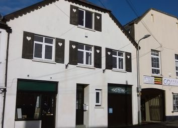 Thumbnail 3 bed maisonette for sale in King Street, Honiton