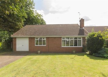 Thumbnail 2 bed bungalow for sale in Old Rectory Gardens, Scunthorpe