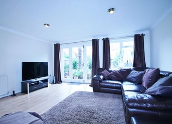 Thumbnail 3 bed end terrace house to rent in Chuters Close, Byfleet, Surrey