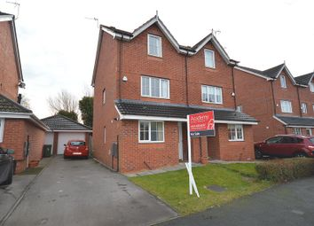 Thumbnail 3 bed semi-detached house for sale in Brackenwood Drive, Widnes