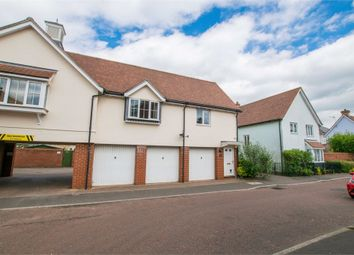 Thumbnail 1 bed maisonette for sale in Oxton Close, Rowhedge, Colchester, Essex