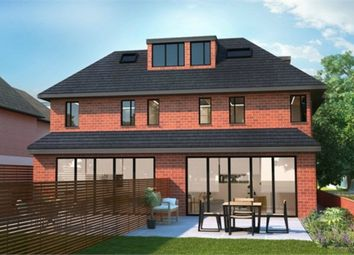 Thumbnail 5 bed semi-detached house for sale in The Ridgeway, London