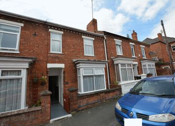 Thumbnail 3 bed terraced house for sale in Coleby Street, Lincoln