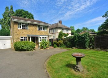 Thumbnail 4 bedroom detached house to rent in Queens Road, Weybridge
