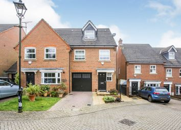 Thumbnail 3 bed semi-detached house for sale in Newbery Close, Caterham