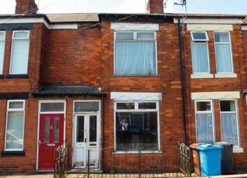 Thumbnail 2 bedroom terraced house for sale in Lee Street, Hull