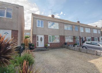 Thumbnail 3 bed end terrace house for sale in Brook Road, Mangotsfield, Bristol
