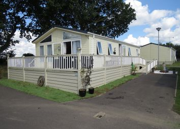Thumbnail 2 bedroom lodge for sale in Colchester Road, St. Osyth, Clacton-On-Sea