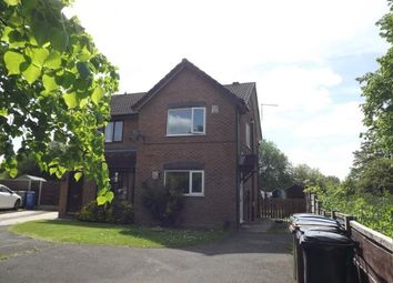 Thumbnail 2 bed semi-detached house for sale in Bexhill Road, Stockport, Greater Manchester