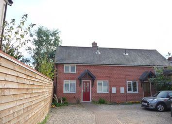 Thumbnail 1 bed semi-detached house to rent in Craven Road, Newbury