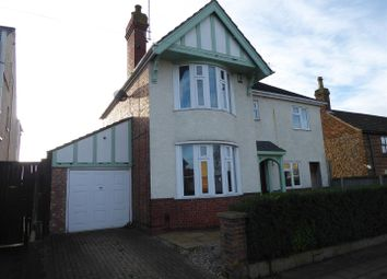 Thumbnail 4 bedroom detached house for sale in Church Street, Werrington Village, Peterborough