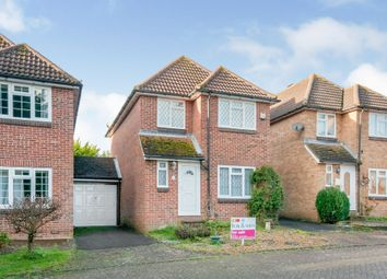 Thumbnail 3 bed link-detached house for sale in Greenacres Way, Hailsham