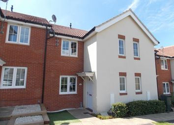 Thumbnail 2 bed town house to rent in Montreal Close, Peacehaven