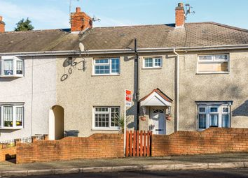 Thumbnail 3 bed terraced house for sale in Hillcrest Road, Dudley