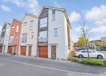 Thumbnail 3 bed town house for sale in Birdwood Avenue, Dartford, Kent