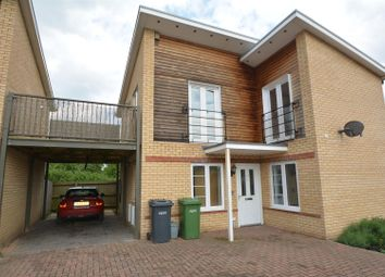 Thumbnail 3 bedroom detached house for sale in Baxter Close, Peterborough