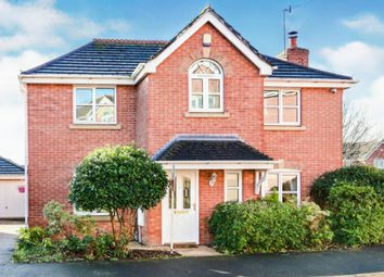 Thumbnail 3 bed detached house for sale in Leapgate Avenue, Stourport-On-Severn