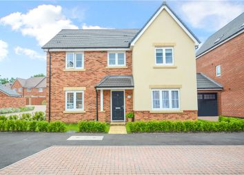 Thumbnail 4 bed detached house for sale in Thompson Way, Farnborough, Hampshire