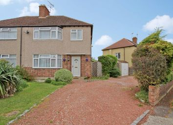 Thumbnail 3 bed semi-detached house for sale in Grosvenor Crescent, Hillingdon
