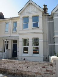 Thumbnail 1 bed flat to rent in Chestnut Road, Peverell, Plymouth