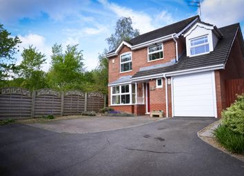 Thumbnail 5 bed detached house for sale in Lacock Drive, Barrs Court, Bristol