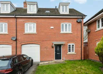 Thumbnail 4 bed semi-detached house for sale in 56 Kingsdown Road, Lincoln