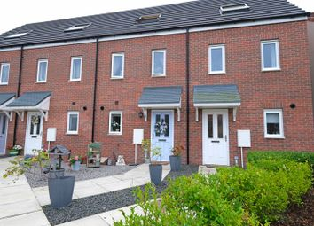Thumbnail 3 bed terraced house for sale in Ford Crescent, Amble, Morpeth