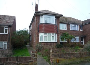 Thumbnail 2 bed maisonette for sale in West Cliff Road, Broadstairs, Kent