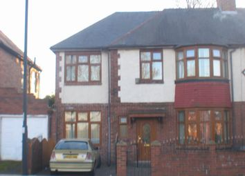 Thumbnail 5 bed semi-detached house for sale in Fenham Hall Drive, Fenham, Newcastle Upon Tyne