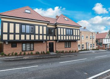 Thumbnail 2 bed flat for sale in Chestnut Mews, Coppice Row, Theydon Bois, Epping