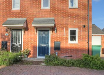 Thumbnail 3 bed semi-detached house for sale in Orama Avenue, Whitworth, Rochdale
